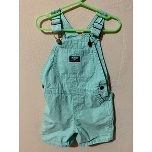Oshkosh B'Gosh baby blue jumpsuit